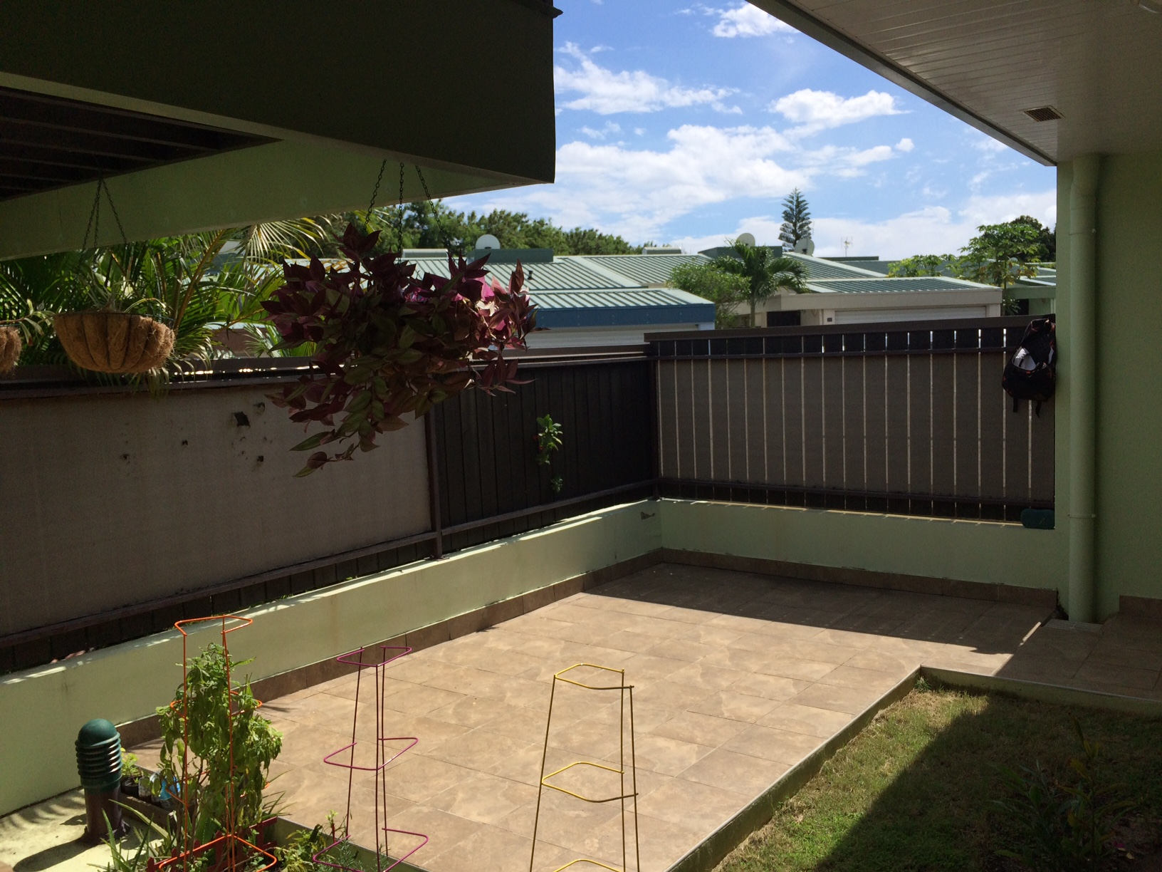 Terrasse couverte aluminium style \